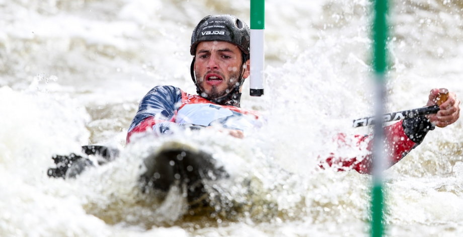 2019 ICF Canoe Slalom World Cup 5 Prague Ryan WESTLEY