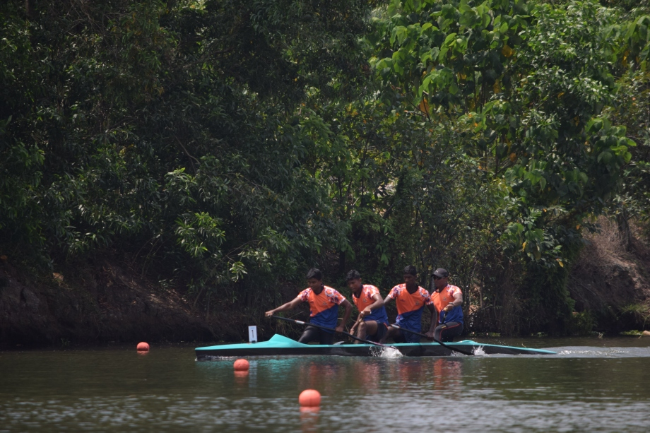 Sri Lanka canoe sprint national championships men