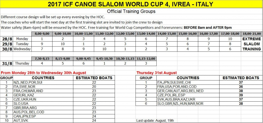 timetable world cup 28-08