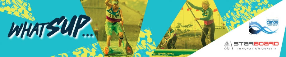 WEB HEADER whatSUP learn how to SUP from the best ICF Planet Canoe Starboard
