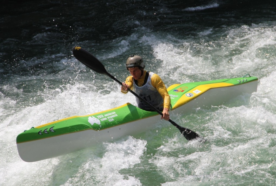 Wildwater Canoeing WorldCup